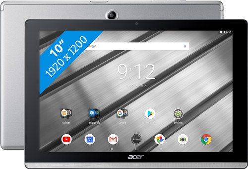 Acer Iconia One 10 B3-A50FHD 32 GB Zilver Main Image