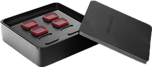 PGYTECH ND8 / PL-ND16 / PL-ND32 / PL-ND64 filter set for DJI Osmo Pocket Main Image