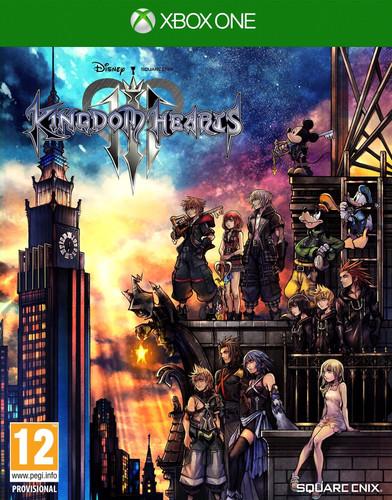 Second Chance Kingdom Hearts III Xbox One Main Image
