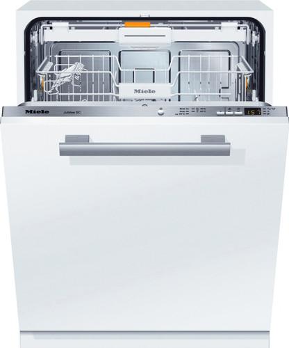 Miele G 4980 SC Vi / Inbouw / Volledig geintegreerd / Nishoogte 80,5 - 87 cm Main Image