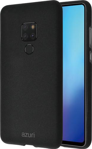 Azuri Flexible Sand Huawei Mate 20 Back Cover Black Main Image