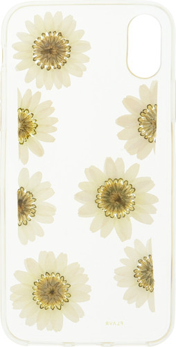 FLAVR iPlate Apple iPhone 8 Back cover Real Flower Daisy Main Image