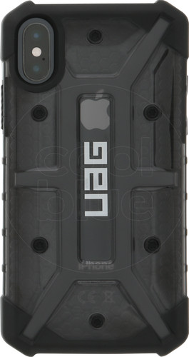 UAG Pathfinder Apple iPhone X Back Cover Donkergrijs Main Image