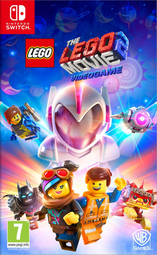 The LEGO Movie 2 Nintendo Switch Main Image