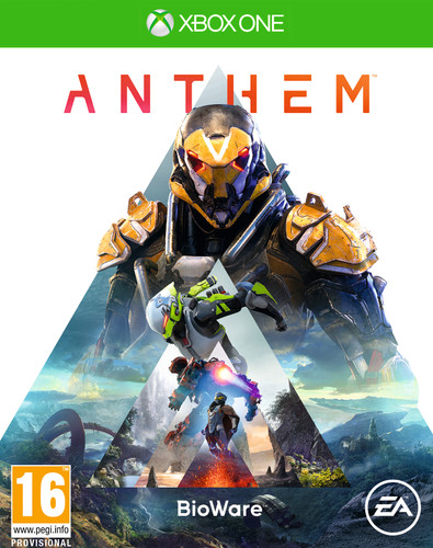 Anthem Xbox One Main Image