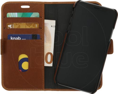 DBramante1928 Lynge Apple iPhone X Book Case Bruin Main Image