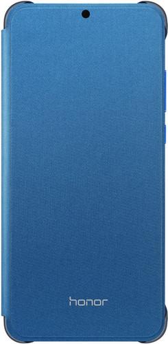 Honor 8X Flip Cover Book Case Blue