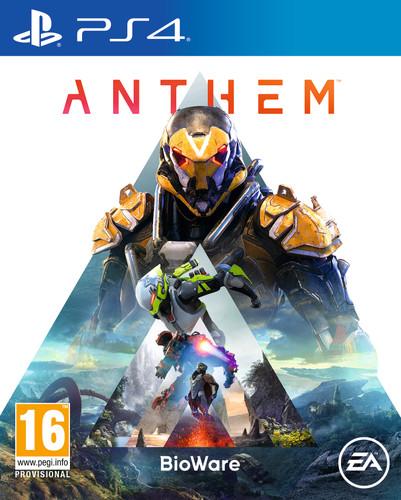 Anthem PS4 Main Image