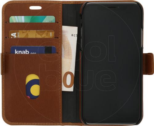 DBramante1928 Lynge Apple iPhone X Book Case Brown Main Image