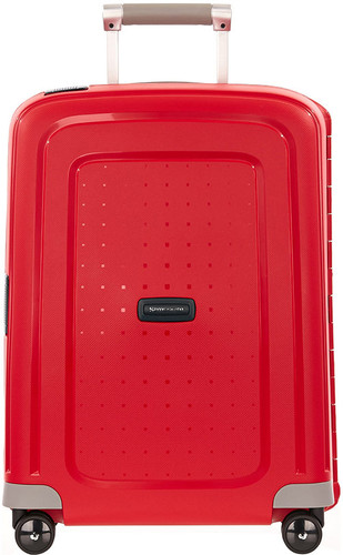 Samsonite S'Cure Spinner 75cm Crimson Red Main Image
