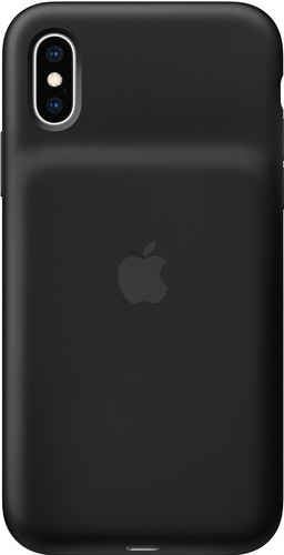Apple iPhone Xs Smart Battery Case Black Main Image