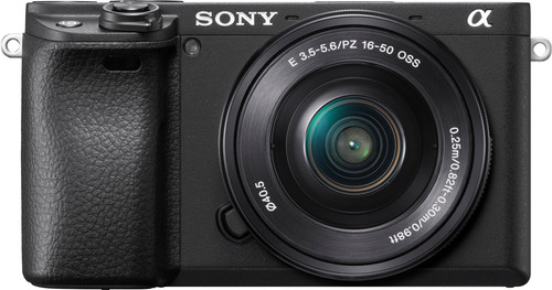 Sony Alpha A6400 + E PZ 16-50mm f/3.5-5.6 OSS Main Image