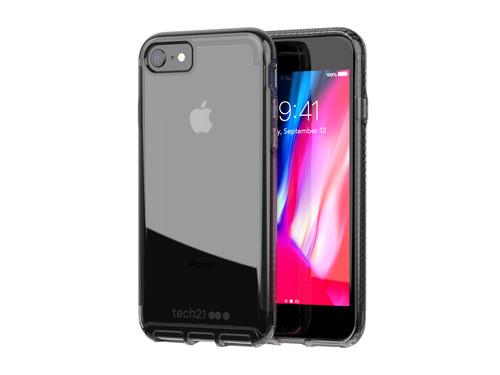 Tech21 Pure Carbon Apple iPhone 7/8 Back Cover Grijs Main Image