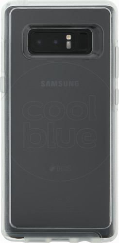 Otterbox Symmetry Clear Samsung Galaxy Note 8 Back Cover Transparent Main Image