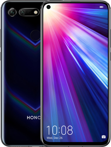 Honor View 20 128 GB Zwart Main Image