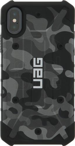 the latest 1ba0e d71fd UAG Pathfinder Camo Apple iPhone X Back Cover Black