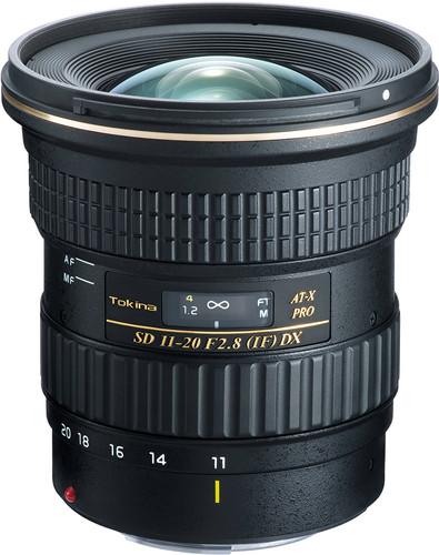 Tokina AT-X PRO DX 11-20mm f/2.8 Canon Main Image