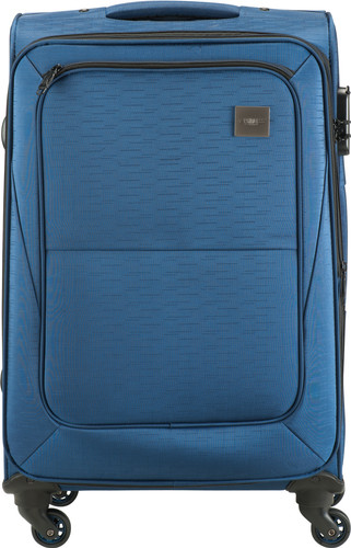Princess Traveler Colombo Expandable Spinner Blue 80cm Main Image