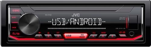 JVC KD-X162 Main Image