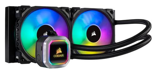 Corsair Hydro Series H100i RGB Platinum Main Image