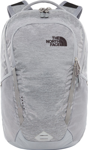 The North Face Vault Mid Gray Heather / TNF Black Main Image