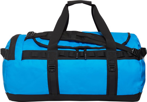 The North Face Base Camp Duffel M Bomber Blue / TNF Black Main Image