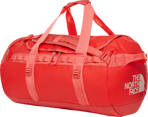 54e5b3ad8 The North Face Base Camp Duffel M Juicy Red / Spiced Coral
