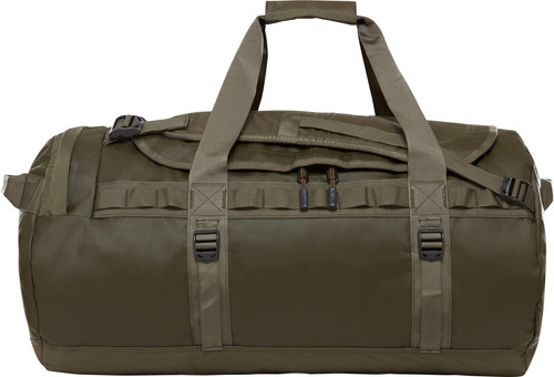 The North Face Base Camp Duffel M New Taupe Green / New Taupe Main Image