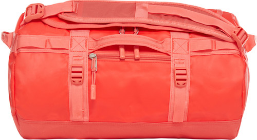 The North Face Base Camp Duffel XS Juicy Red / Spiced Coral Main Image