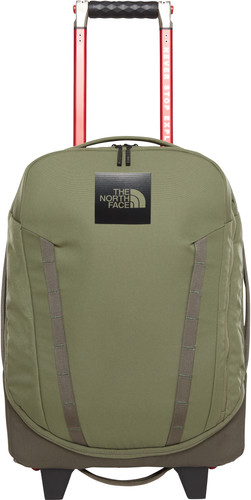 """The North Face Overhead 19 """"New Taupe Green / Four Leaf Clover Main Image"""