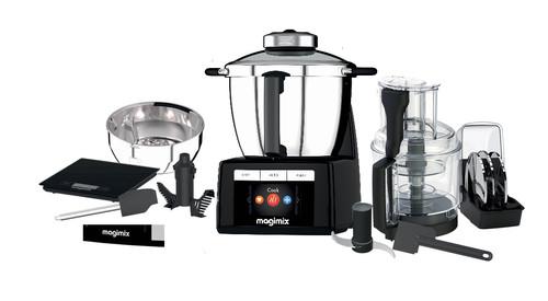 Magimix Cook Expert Zwart Main Image