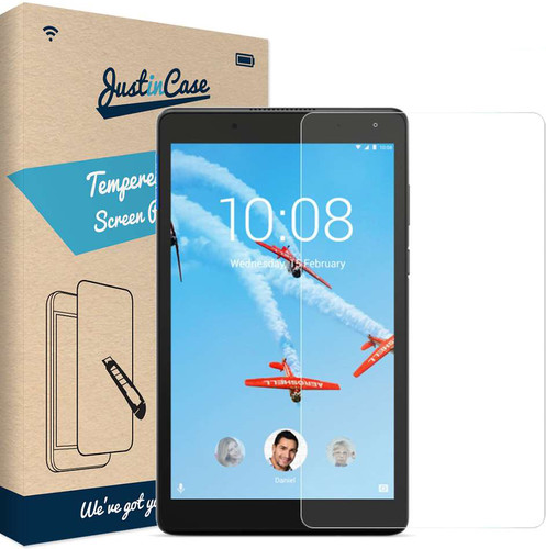 Just in Case Tempered Glass Lenovo Tab E8 Screenprotector Glas Main Image