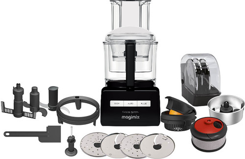 Magimix Cuisine Systeme 5200 XL Premium Zwart Main Image