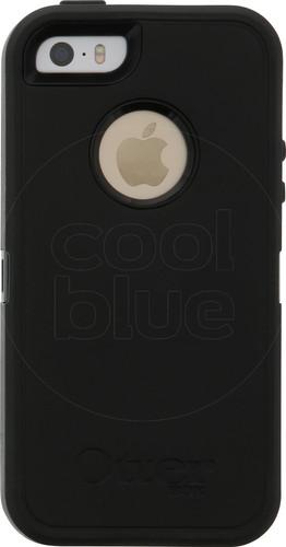 Otterbox Defender Apple iPhone 5/5S/SE Black Main Image