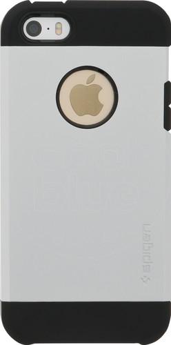 Spigen Tough Armor Apple iPhone 5/5s/SE Zilver Main Image