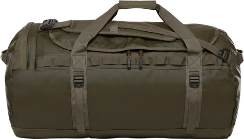 The North Face Camp Duffel L New Taupe Green Main Image