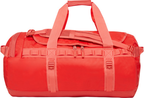 The North Face Base Camp Duffel M Juicy Red/Spiced Coral Main Image