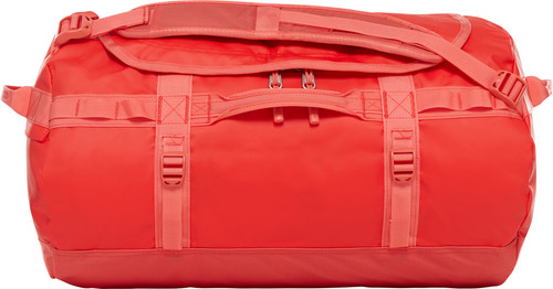 The North Face Base Camp Duffel S Juicy Red / Spiced Coral Main Image