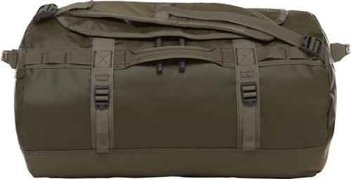 The North Face Base Camp Duffel New Taupe Green / New Taupe Main Image