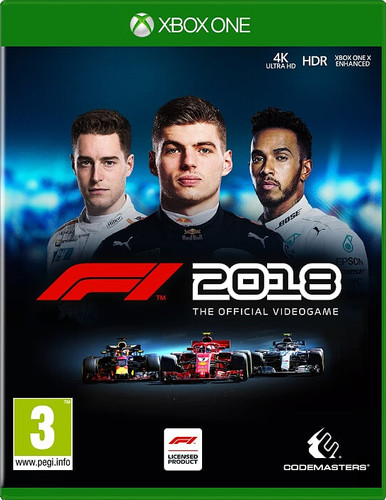 F1 2018 Xbox One Main Image