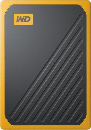 WD My Passport Go 500GB Black / Yellow Main Image