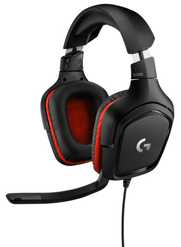 Logitech G332 Wired Gaming Headset Main Image