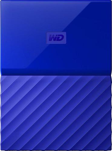 WD My Passport 2TB Blue Main Image
