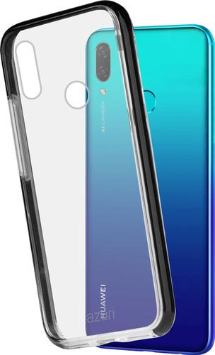Azuri Flexible Bumper Huawei P Smart (2019) Back Cover Black Main Image
