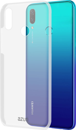 Azuri TPU Huawei P Smart (2019) Back Cover Transparent Main Image