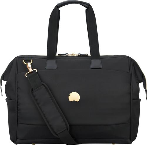 Delsey Montrouge Reporter Bag Black Main Image