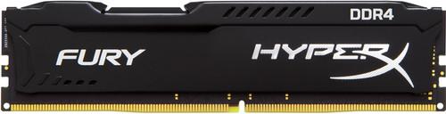 Kingston 16GB DDR4 DIMM HyperX FURY Black Main Image