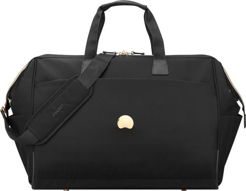 Delsey Montrouge Cabin Duffle Bag Zwart Main Image