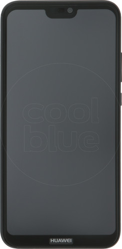 PanzerGlass Screen Protector Huawei P20 Lite Black Main Image