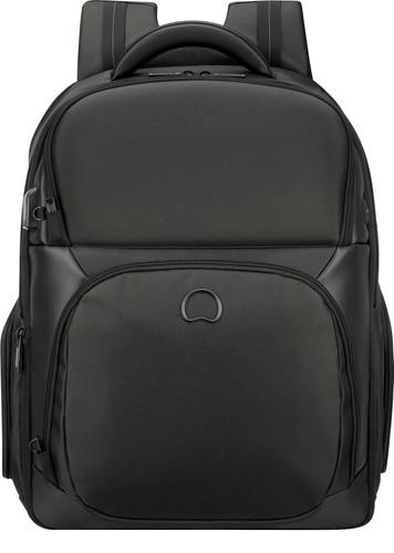 Delsey Quarterback Premium 2-Vaks Backpack - 17 Inch Main Image